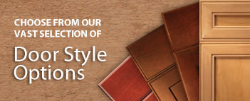 Whether it is a solid wood door or composite material, such as laminate, MDF, thermoplastic (polymer), Polyester, acrylic or other, we've got you covered.