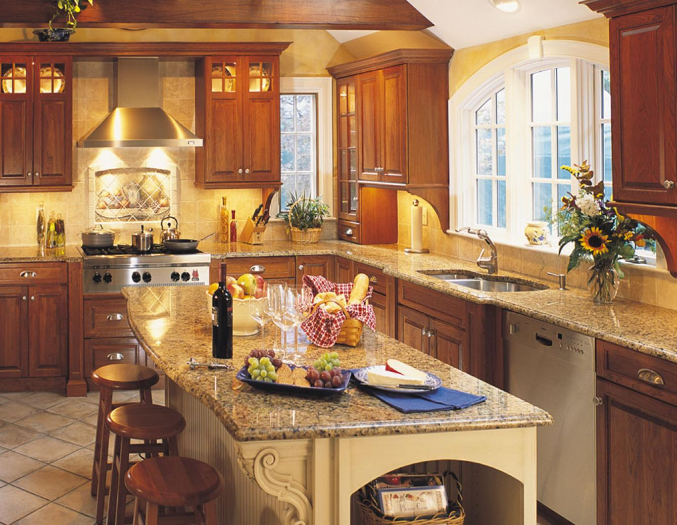 Traditional Kitchen Design Gallery